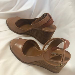 Lucky Brand Wedge Heels